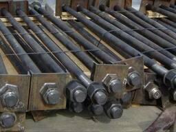 Анкерная тяга с накладками 53x250x65 мм 09Г2С СНиП 3-18-95