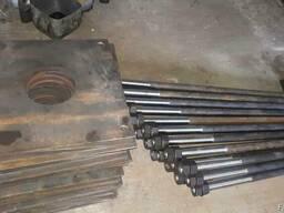 Болты фундаментные анкерные производство - фото 3