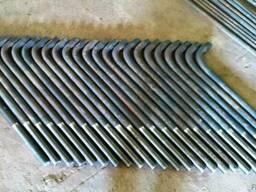 Болты фундаментные изогнутые тип 1.1 20 мм М20 ГОСТ 24379.1-
