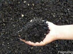 Чернозем горный плодородный для газона огорода и клумб