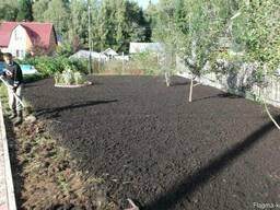 Чернозём горный рыхлый Чернозем без сорняков а/м зил 7,5-8ТН