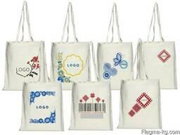 Эко сумки оптом из Узбекистана, нанесение логотипа