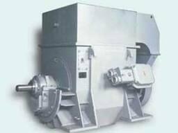 Электродвигатель 2АДО-400/250-6000, 400/250 кВт 1000/740 об