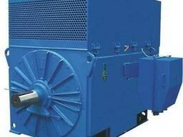 Электродвигатель ДАЗО4-560-10, 500 кВт 600 об/мин, 6000V