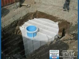 Eмкости и резервуары для воды, Жироуловители, Очистные соор.