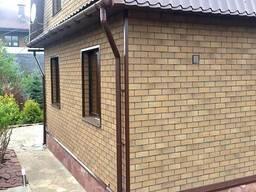 Фасадная плитка Технониколь Hauberk– современный материал д