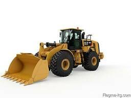 Фронтальный погрузчик CAT 966L
