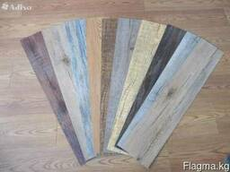 Гибкий ламинат, виниловый пол, кварц-виниловая плитка.