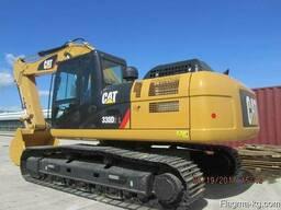 Гидравлический экскаватор CAT 330D2 L