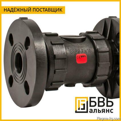 Клапан обратный от Ду 32 до Ду 1000
