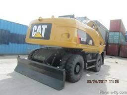 Колесный экскаватор CAT M320D2