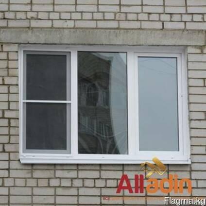 Купить пластиковые окна в Бишкеке с установкой. Окна пвх
