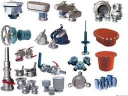 Навесное оборудование для АЗС и нефтебаз