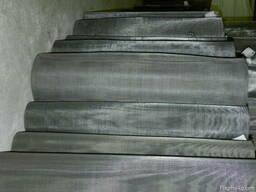 Нержавеющая сетка 0.45x0.45x0.25 мм 08Х18Н10 ГОСТ 3826-82