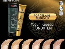 New Well Derma Cover Fondation - Derma Cover тональный крем