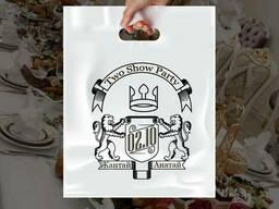 Пакеты с лого Бишкек