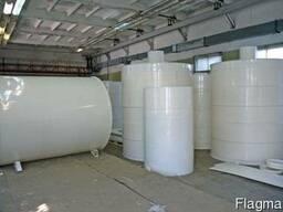 Резервуары из пищевого полипропилена, жироуловители
