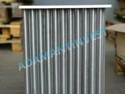 Секции радиатора компрессора КТ-6