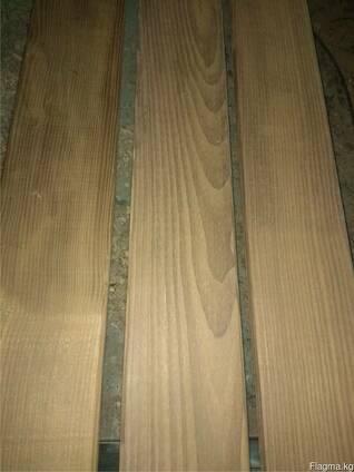 Термически обработанная древесина.