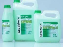 Влагоизолирующий грунт с биоцидами Antiseptic