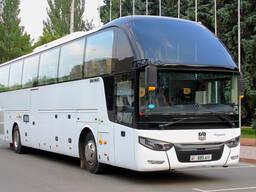 Аренда автобуса Zongtong 2019 г выпуска 53 места