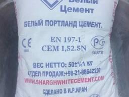 Белый цемент. Оптом, низкие цены