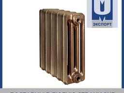 Чугунный радиатор (межосевое расстояние от 90 до 3000)