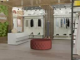 Дизайн интерьера бутиков, магазинов - фото 3