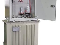 Для подогрева бетона и термообработки грунта КТПТО-80 У1