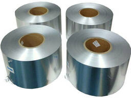 Дюралевая лента 5. 5 мм ВД1АН2 ГОСТ 13726-97