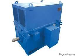 Электродвигатель А4-400, 630 кВт 1500 об/мин, 6000В