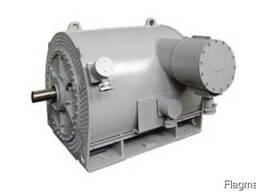 Электродвигатель ВАО2 450, 400 кВт 3000 об/мин, 6000V
