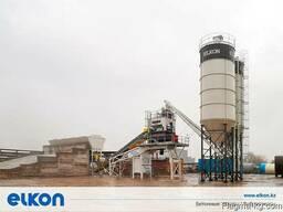 Elkon- Компактные бетонные заводы Elkomix- Quick Master