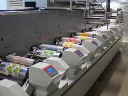 Этикеточный печатный станок
