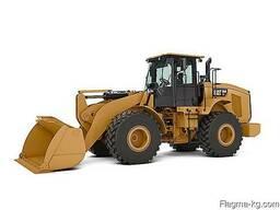 Фронтальный погрузчик CAT 950GC