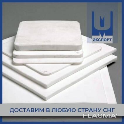Фторопласт, текстолит (0,08 мм - 100 мм)