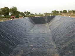 Мембрана для прудов и резервуаров