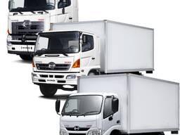 Hino (Toyota) грузовые автомобили