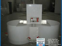 Хлораторные установки обеззараживания воды от «Aqua Plast»
