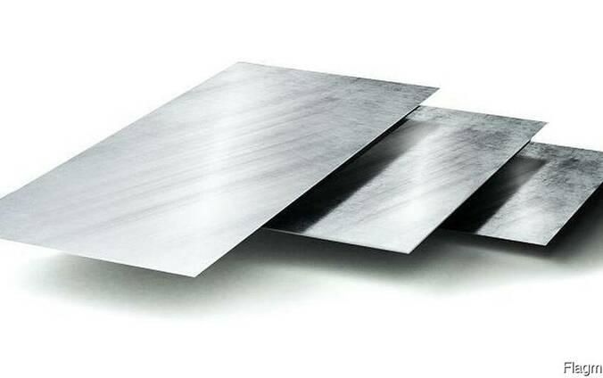 Холоднокатаный лист 0.2 мм 18К