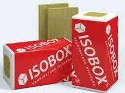 Isobox Базальтовые плиты(Каменная вата) утеплитель