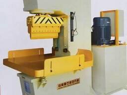 Камнекольный станок для изготовления гранитной брусчатки