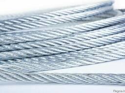 Канат стальной 3. 5 мм 10 ГОСТ 3066-80