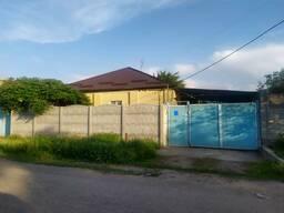 Кирпичный дом в Канте!