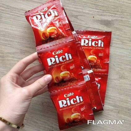 Кофе Cafe Rich 3в1 по 20 гр. Пакете.