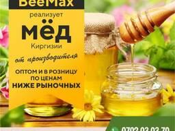 """Компания """" BeeMax """" реализует Мёд Киргизии от производителя !"""