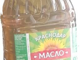 Подсолнечное масло, раф, дезод. РФ
