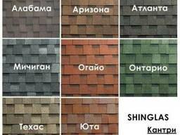 Крыша Shinglas Кантри