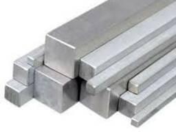 Квадрат стальной 8х8 ГОСТ 2591-2006