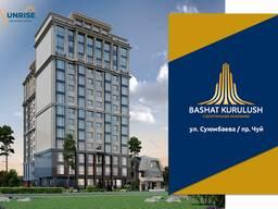 """Квартиры в ЖК """"SUNRISE"""" - дом бизнес класса от строительной компании Bashat Kurulush"""